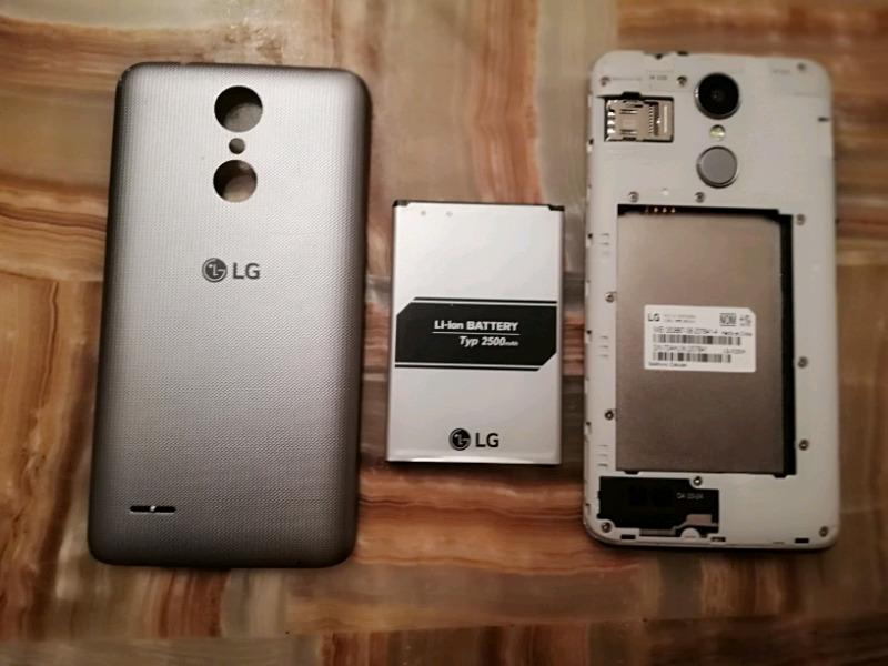Telefono celular smartphone ld x230h o k4 para refacciones