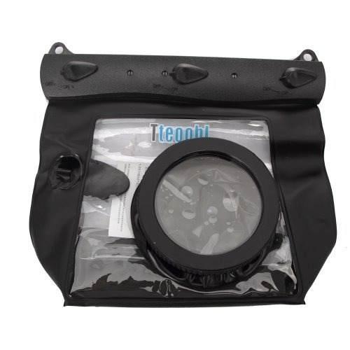 Tteoobl New Black 20m Underwater Waterproof Case Dslr Slr Fo