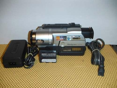 Videocámara Sony Handycam Hi8 Ccd-trv-308 Con Nightshot