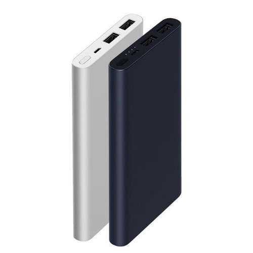 Xiaomi Power Bank 2i  Mah 2 Puertos Carga
