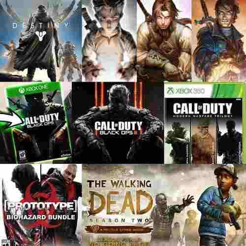 2x1 Juegos Xbox 360 Y Xbox One Licencia Oferta $40 Pesos