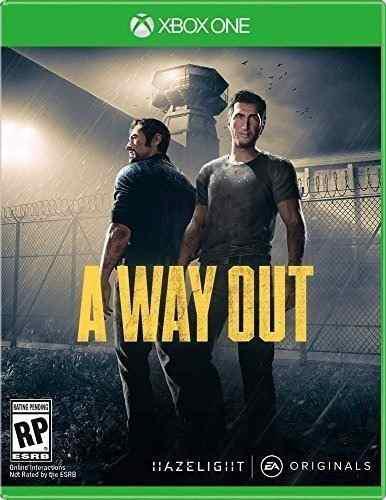 A Way Out Para Xbox One En Wholegames !!