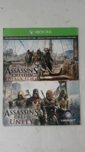 Assassins Creed (2x1)
