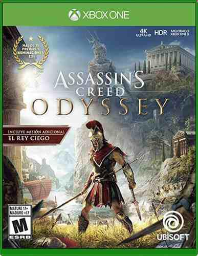 Assassin's Creed Odyssey Para Xbox One Start Games A Meses