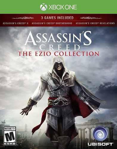 Assassin's Creed The Ezio Collection Xbox One En Karzov *