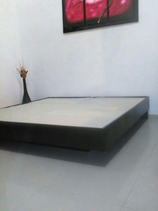 Bases King size estilo minimalista (Fabricamos)