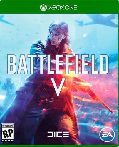 Battlefield V 5 Para Xbox One En Wholegames !!