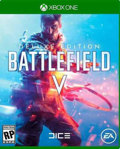 Battlefield V Deluxe Edition Xbox One Nuevo (en D3 Gamers)