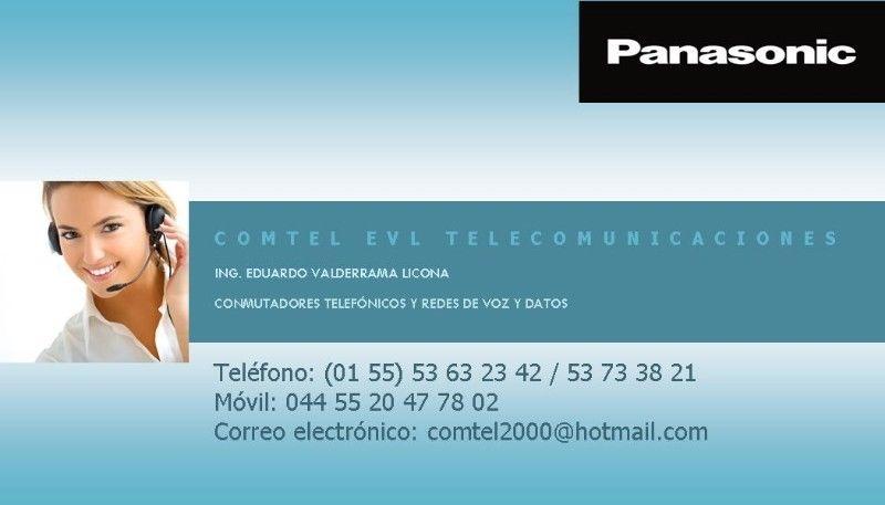 CONMUTADORES TELEFÓNICOS Y REDES DE VOZ Y DATOS