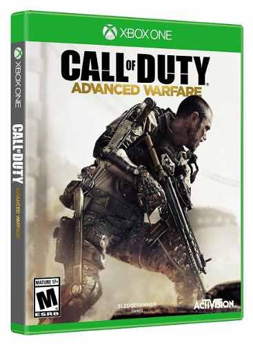 Call Of Duty Advanced Warfare. Xbox One