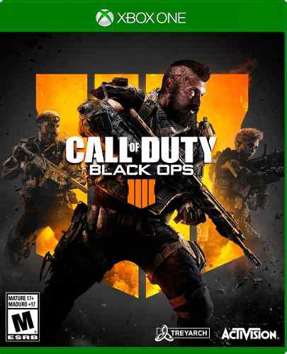 Call Of Duty Black Ops 4::.. Para X Box One Sonicgame