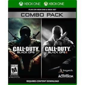 Call Of Duty Combo Pack Xbox 360/one Nuevo D3 Gamers