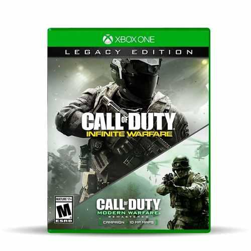 Call Of Duty Infinite Warfare Legacy Edition Xbox One Nuevo