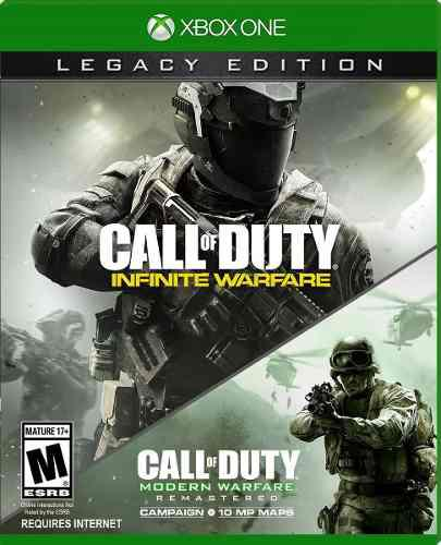 Call Of Duty Infinite Warfare Modern Warfare Edición Legacy