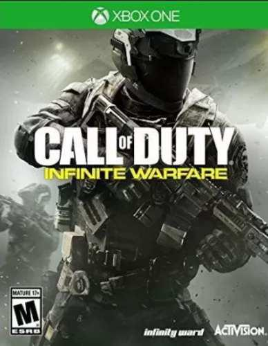Call Of Duty Infinite Warfare. Xbox One