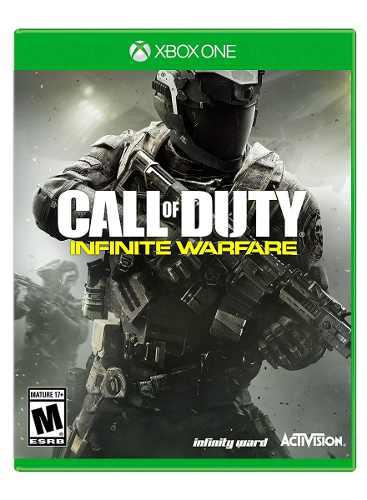 Call Of Duty Infinite Warfare Xbox One Nuevo En D3 Gamers