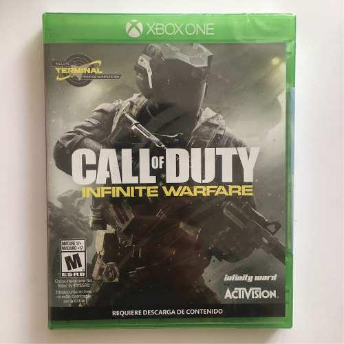 Call Of Duty: Infinte Warfare Xbox One Juego