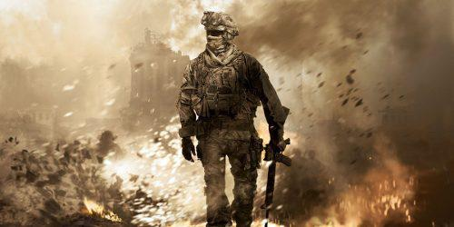 Call Of Duty Modern Warfare 2 Xbox 360 / Xbox One