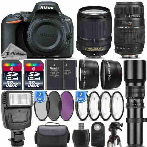 Camara Nikon D Kit  Vr + m