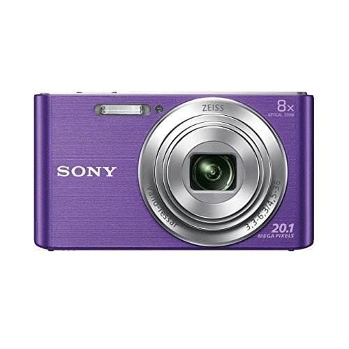 Cámara Digital Compacta Sony Dscw830 - Púrpura (20.1mp,