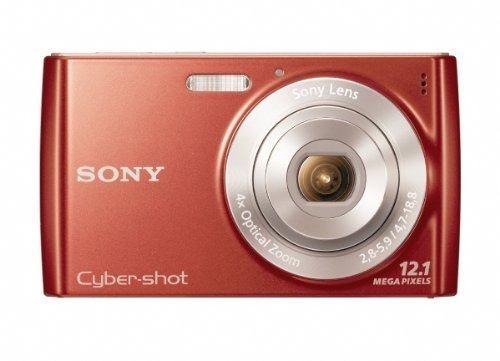 Cámara Digital Sony Cyber-shot Dsc-w Mp Con Lente