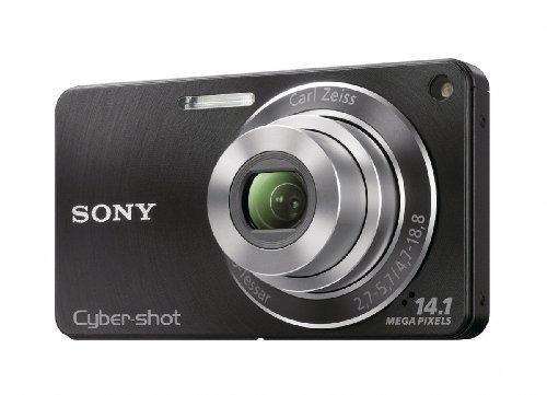 Cámara Digital Sony Dsc-w350 De 14.1mp Con Zoom 4x Gran