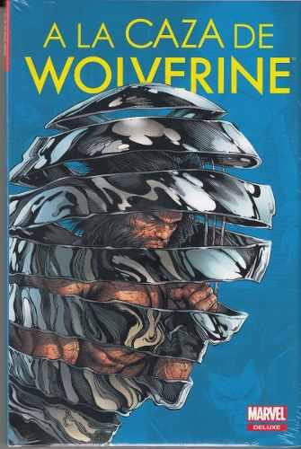 Comic Marvel Deluxe A La Caza De Wolverine Nuevo / Sellado