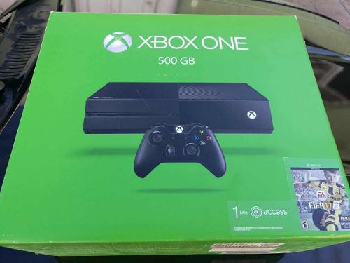 Consola De Videojuegos Xbox One De 500gb 1 Juego