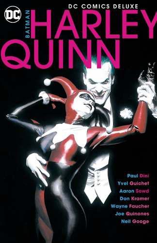Dc Comics, Batman: Harley Quinn, Deluxe, Español