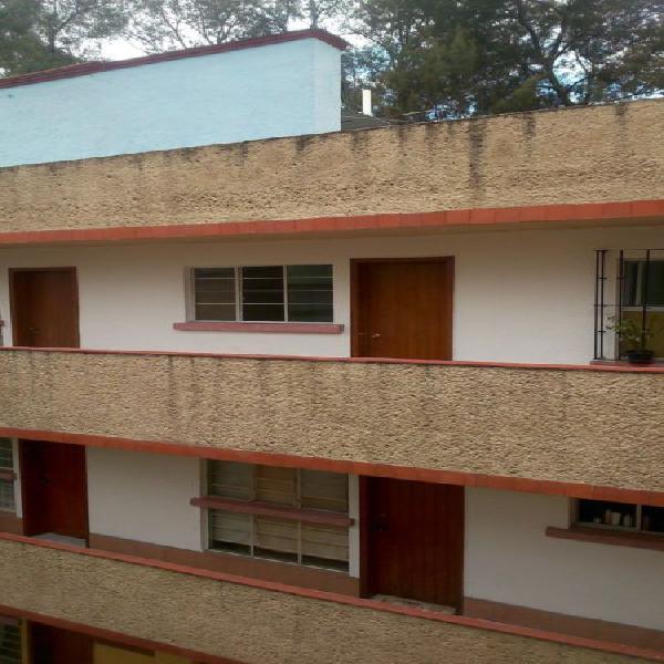 Departamento tipo loft cerca de Metro Taxqueña