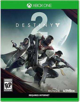 Destiny 2 Xbox One Fisico Nuevo Y Sellado (en D3 Gamers)