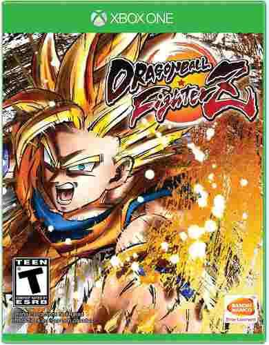 Dragon Ball Fighterz Para Xbox One En Wholegames !!