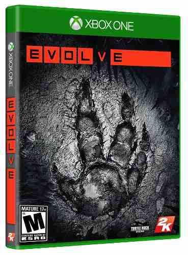 Evolve Para Xbox One En Wholegames !!!