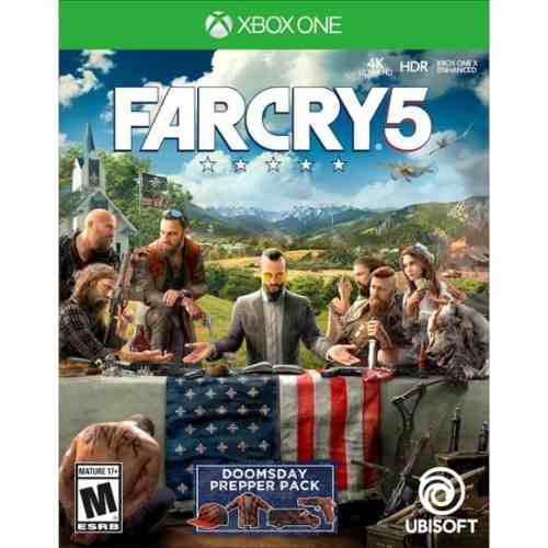 Far Cry 5 Para Xbox One - Nuevo Y Sellado