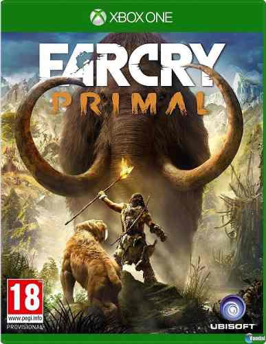 Far Cry Primal Para Xbox One Fisico Nuevo