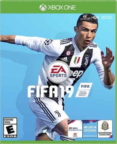 Fifa 19::.. Para Xbox One Start Games A Meses