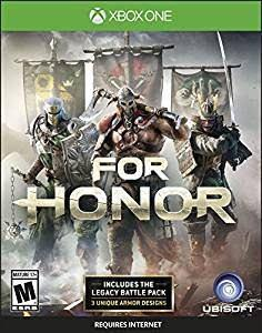 For Honor Xbox One Nuevo Y Sellado (en D3 Gamers)