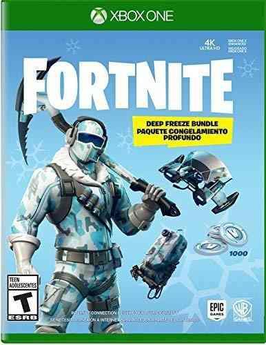 Fornite Deep Freeze Bundle Para Xbox One En Wholegames