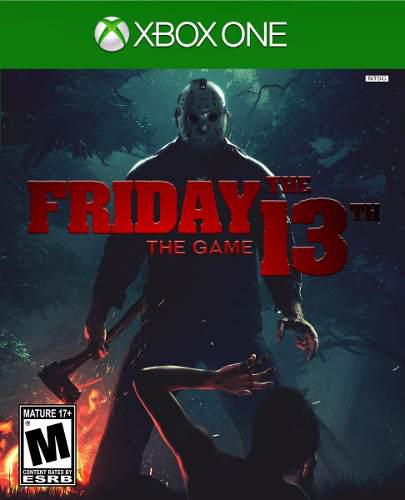 Friday The 13th: The Game Xbox One Físico Nuevo Y Sellado
