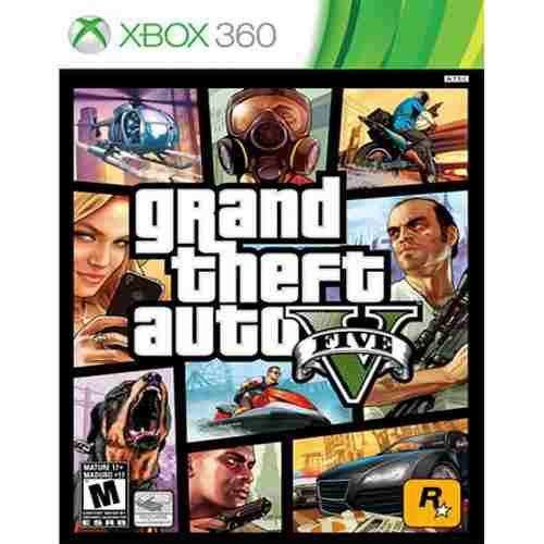 Grand Theft Auto V Xbox One Xbox