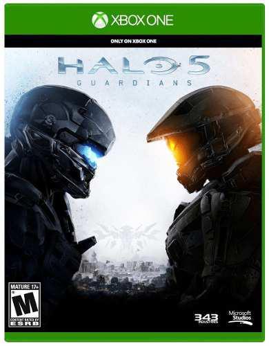 Halo 5 Guardians Para Xbox One En Wholegames !!