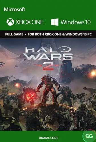 Halo Wars 2 Videojuego Xbox One (código)