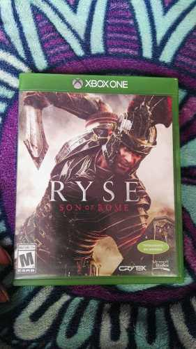 Juego Para Xbox One Ryse Son Of Rome