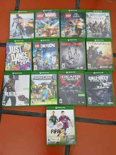 Juegos Para Xbox One Diversos Titulos Y Precios
