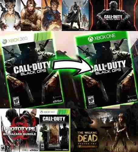 Juegos Xbox 360 / Xbox One Online Original Leer