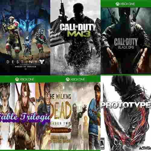 Juegos Xbox 360 / Xbox One Online Original Oferta 2x1