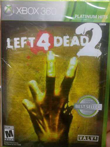 Left 4 Dead 2 Xbox 360 / One