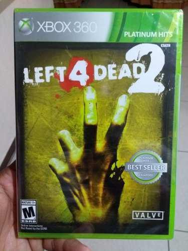 Left 4 Dead 2 Xbox 360/one D3 Gamers