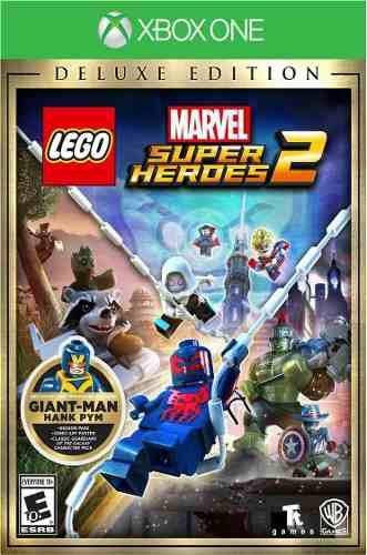 Lego Marvel Super Heroes 2 Deluxe Xbox One (en D3 Gamers)msi
