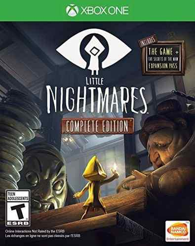 Little Nightmares Complete Edition Xbox One Nuevo